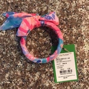 NWT Lilly Pulitzer wrapped bangle